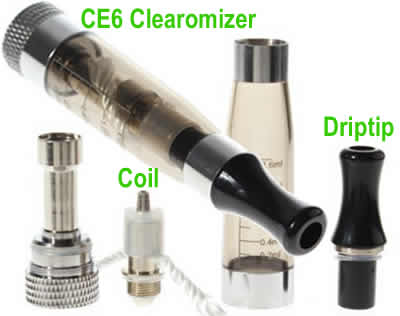 CE6-clearomizer