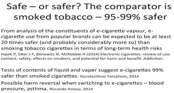 esigaret-gezonder-dan-roken