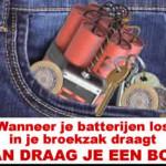 Batterijen-in-broekzak