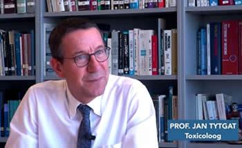Prof. Jan Tytgat Toxicoloog