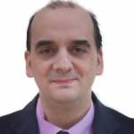 Dr. Konstantinos E. Farsalinos van het Onassis Cardiac Surgery Center in Kallithéa, Griekenland