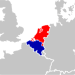 Nederland-Belgie-landen