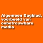 Algemeen-Dagblad-onzin